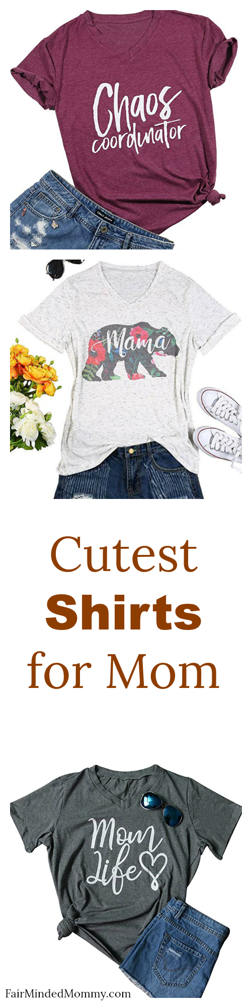 5 Cutest Mom Shirts