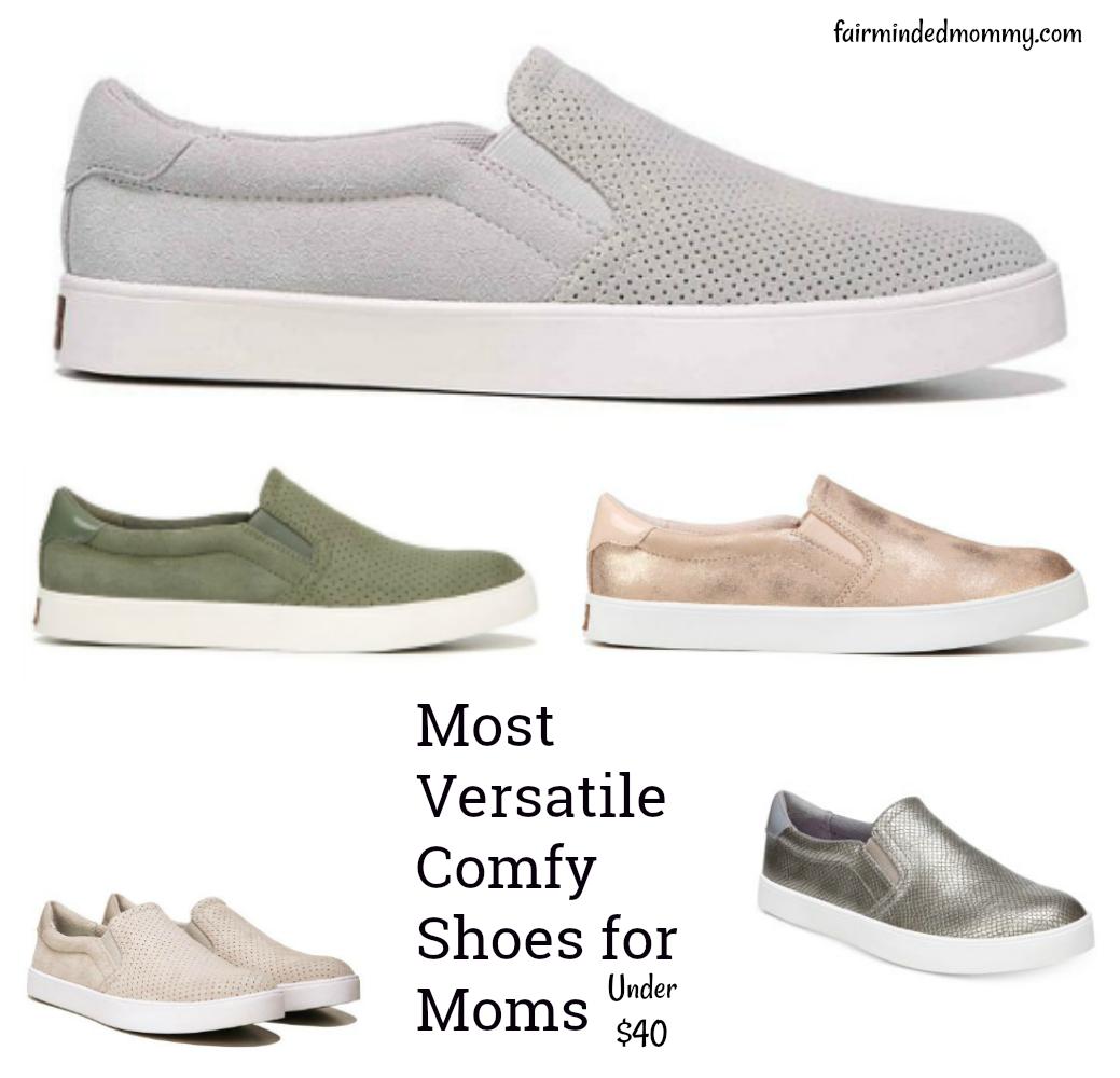 Most Versatile Comfy Shoes for Moms