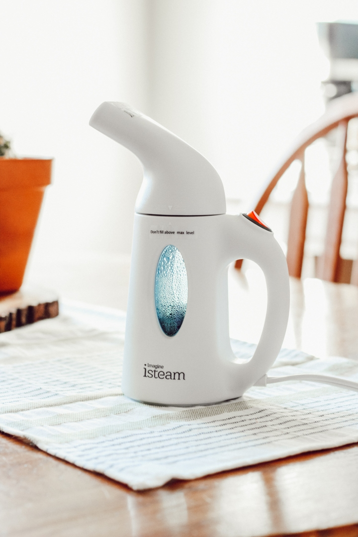 iSteam: The Steamer of Every Mom's Dreams